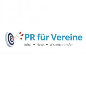 Logo PR für Vereine https://www.pr-fuer-vereine.de